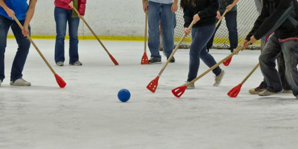 Ice Skating & Broomball - Join us for a fun time of ice skating and broomball!  This is a free event, but please register below.