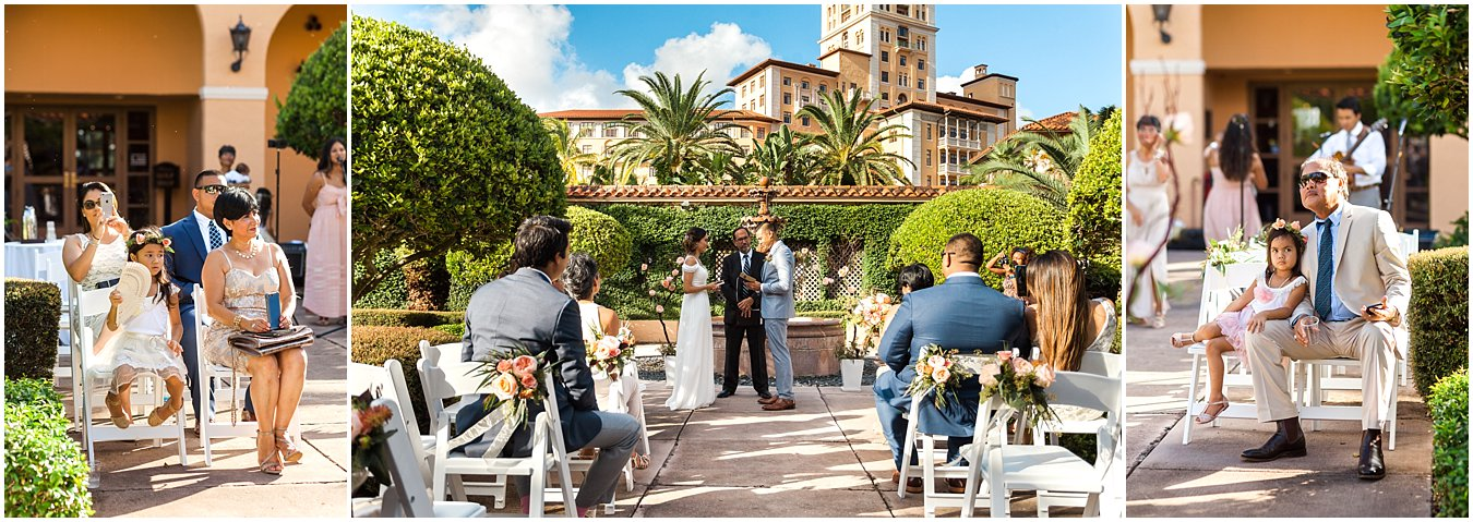 The Biltmore Miami Wedding