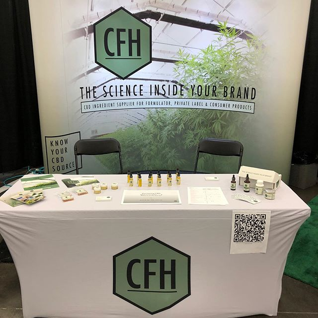 Stop by and say hello to our Clinical Science Director, Dr. Karen Hufnagl at the 2019 American Association of Naturopathic Physicians Annual Conference & Exposition in Portland over the next few days! We'd love to see you! . . . #cbd #cbdoil #fullspectrum #cbdfullspectrum #floweronly #cfh #cfhltd #cfhflower #fullspectrumhempfloweroil #knowyourcbdsource #thescienceinside #thescienceinsideyourbrand #coloradohemp #grownintheUSA #naturopathicphysicians #aanp