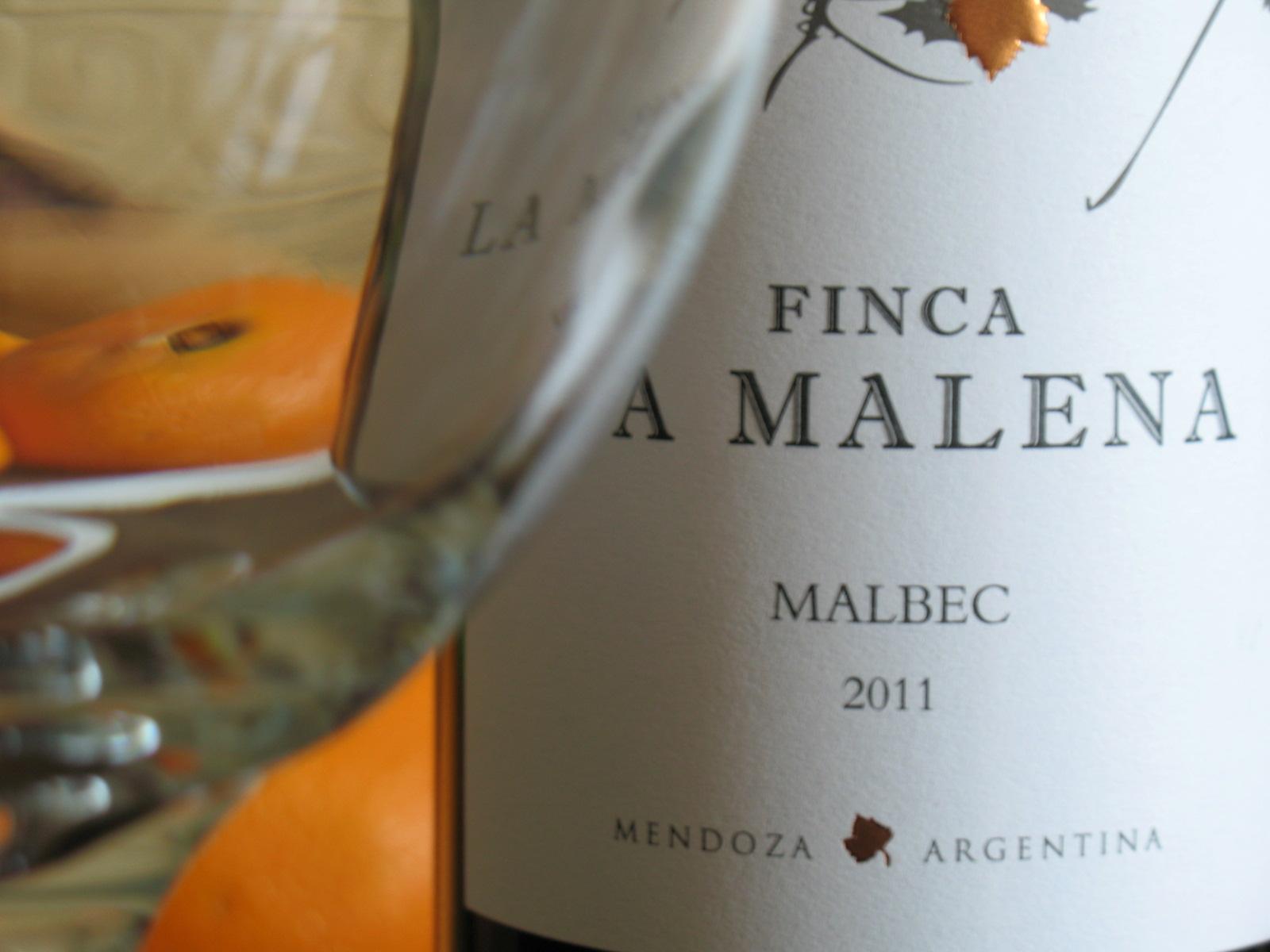Finca La Malena 2013 Malbec