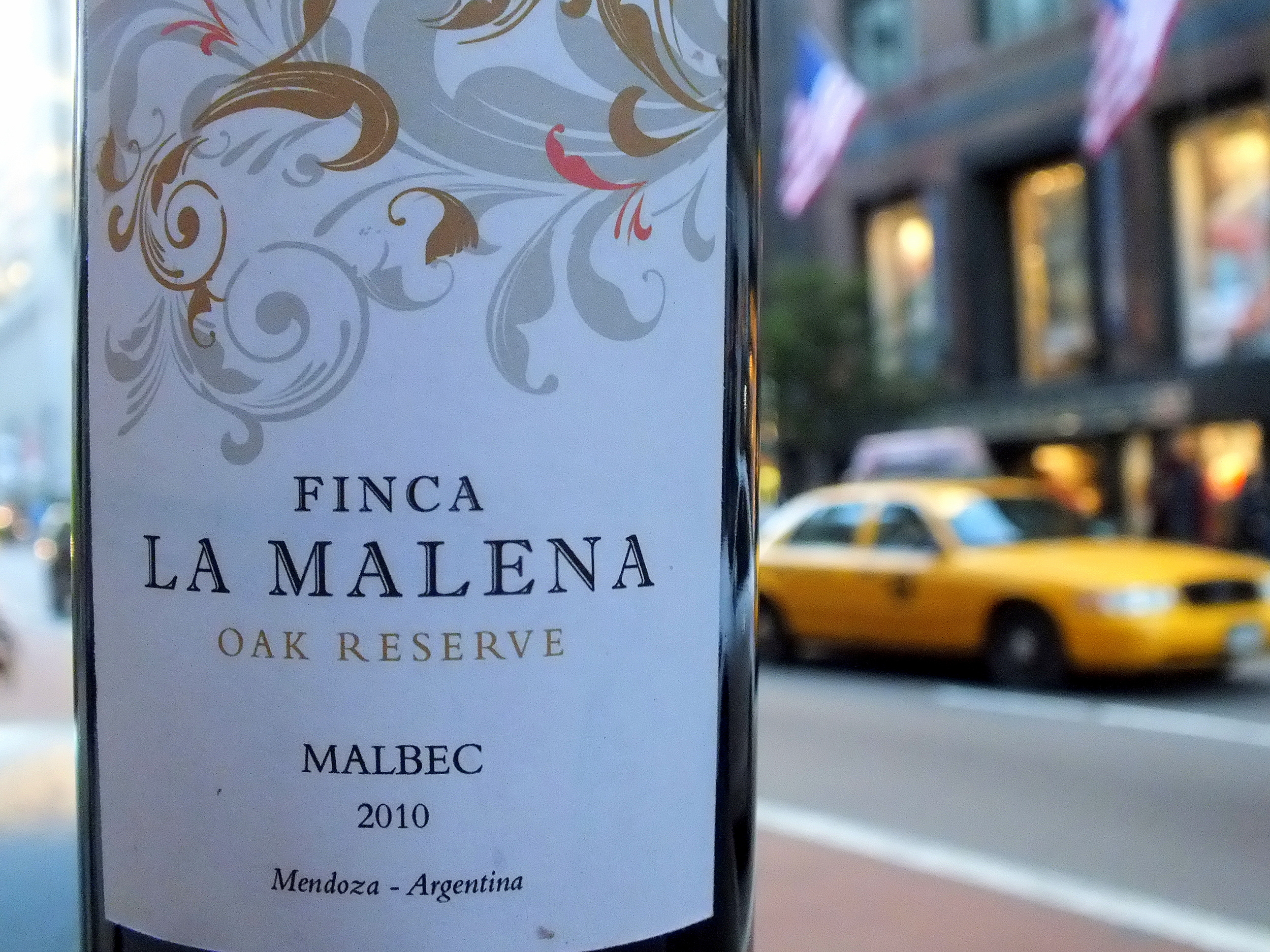 Finca La Malena 2010 Oak Reserve Malbec (Sold Out)