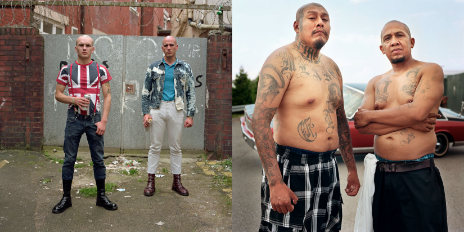 Mods, Skins & Lowriders - For the past six years, photographer Owen Harvey has been documenting timeless subcultures that champion style, heritage and community. But in learning why people are attracted to bygone looks, he's developed some unexpected perspective