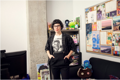 Steven Universe - As Cartoon Network's first female showrunner, Rebecca Sugar has created a daring series that explores nuanced topics like gender identity and the constant threat of annihilation. Now the challenge is to keep on growing.