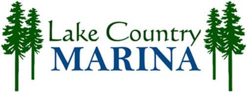 Full service lakeside marina