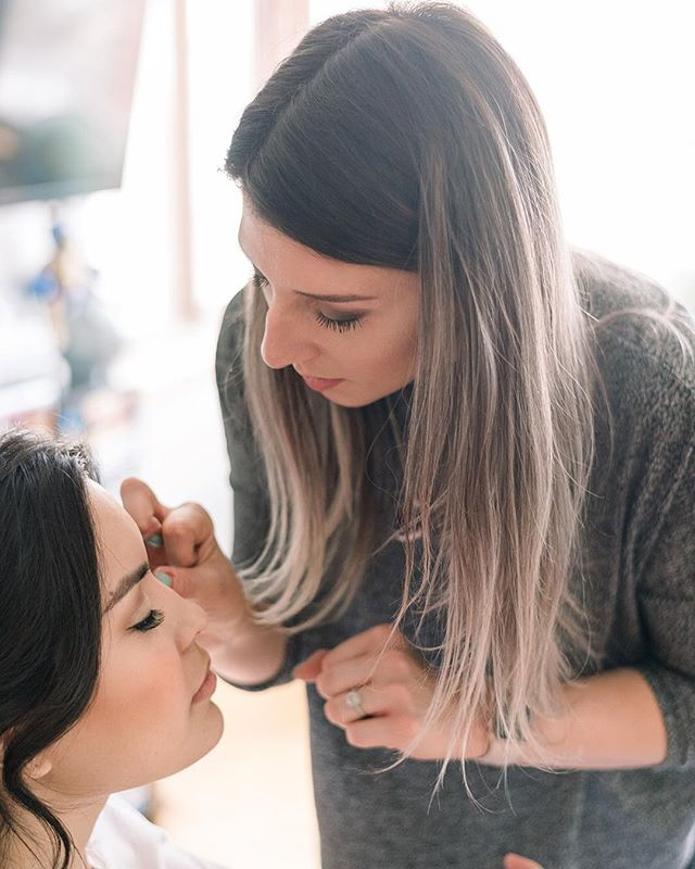 Final touches on @tatianiyuki 👩🏻‍🎨 . .  Thanks for the #behindthescenes capture @fabianaskubic . . #potd #photo #photooftheday #makeupartist #nyc #nycmua #mua #nymakeupartist #philadelphia #philly #philadelphiamakeupartist #weddingmakeup #wedding #phillyinlove #weddingplanning #weddingdetails #nycwedding #newyorkwedding #nypl #weddinginspiration #justengaged #weddinginspo #bridetobe #phillywedding #philadelphiawedding #njwedding #newjerseywedding #njbride #phillybride