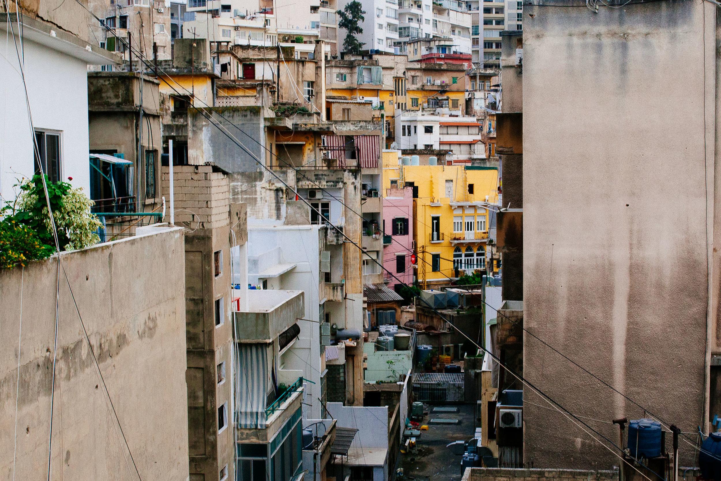 Mar Mikhael, Beirut, Lebanon.
