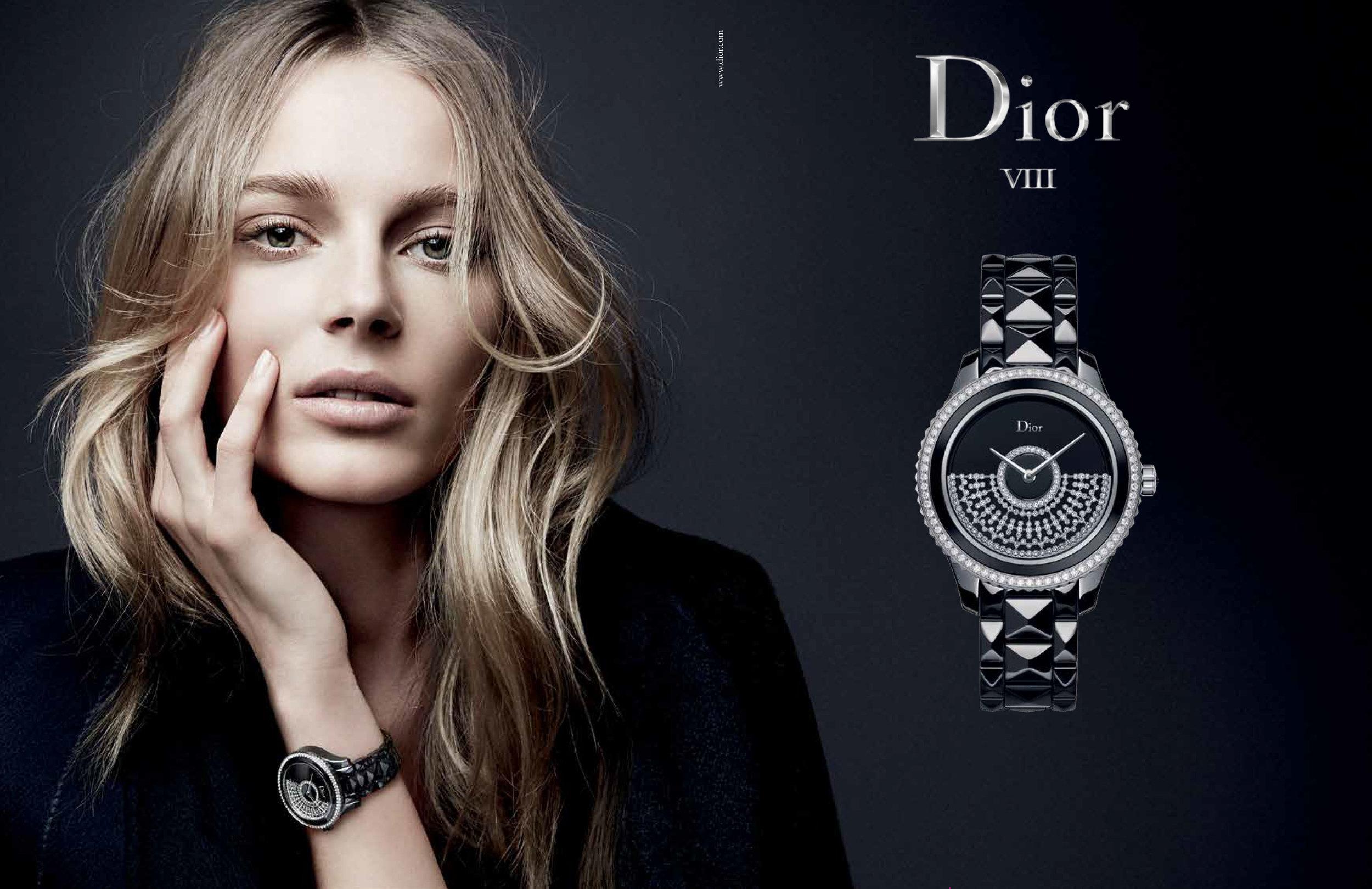 Dior Advertising