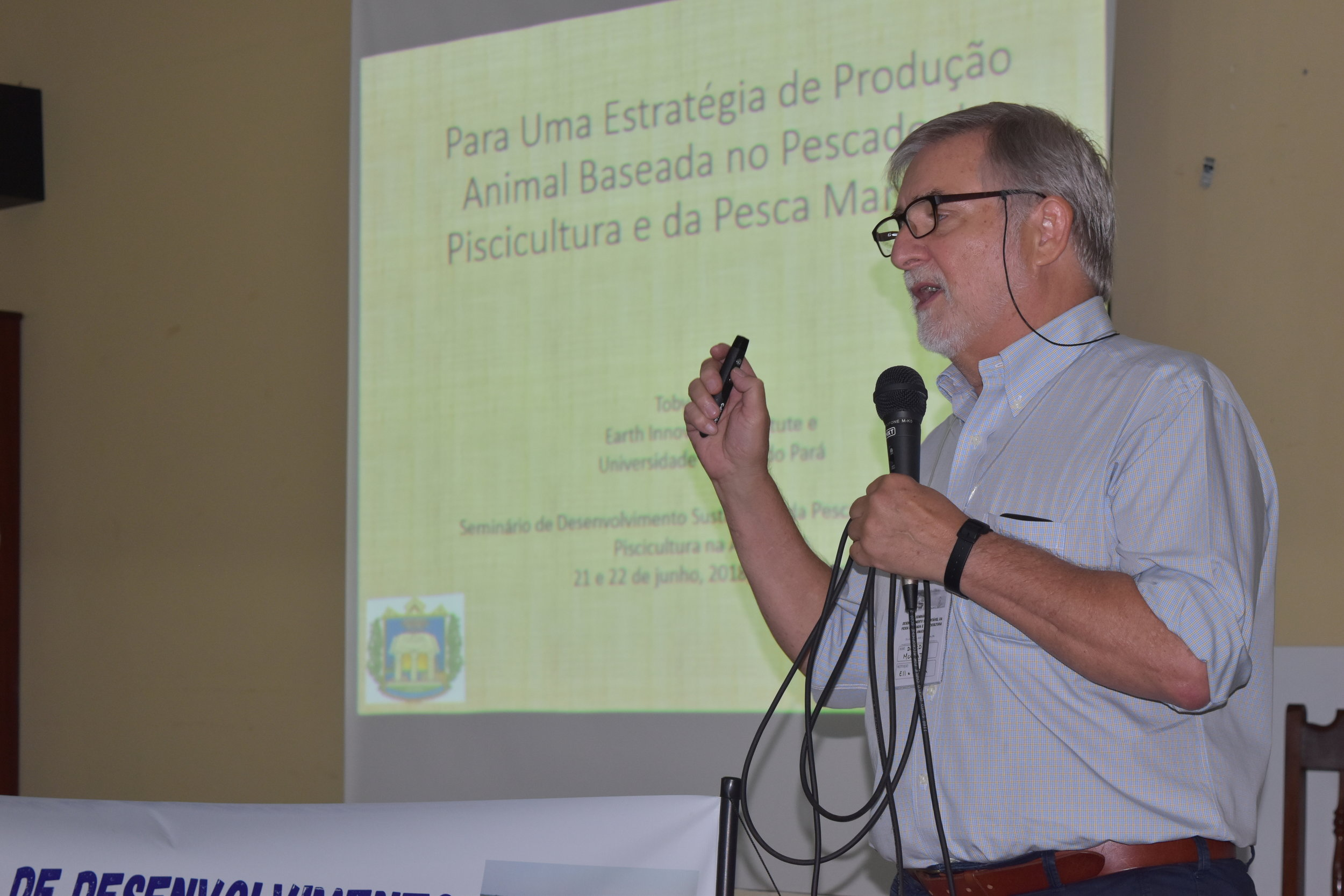 David McGrath  Earth Innovation Institute/ UFOPA