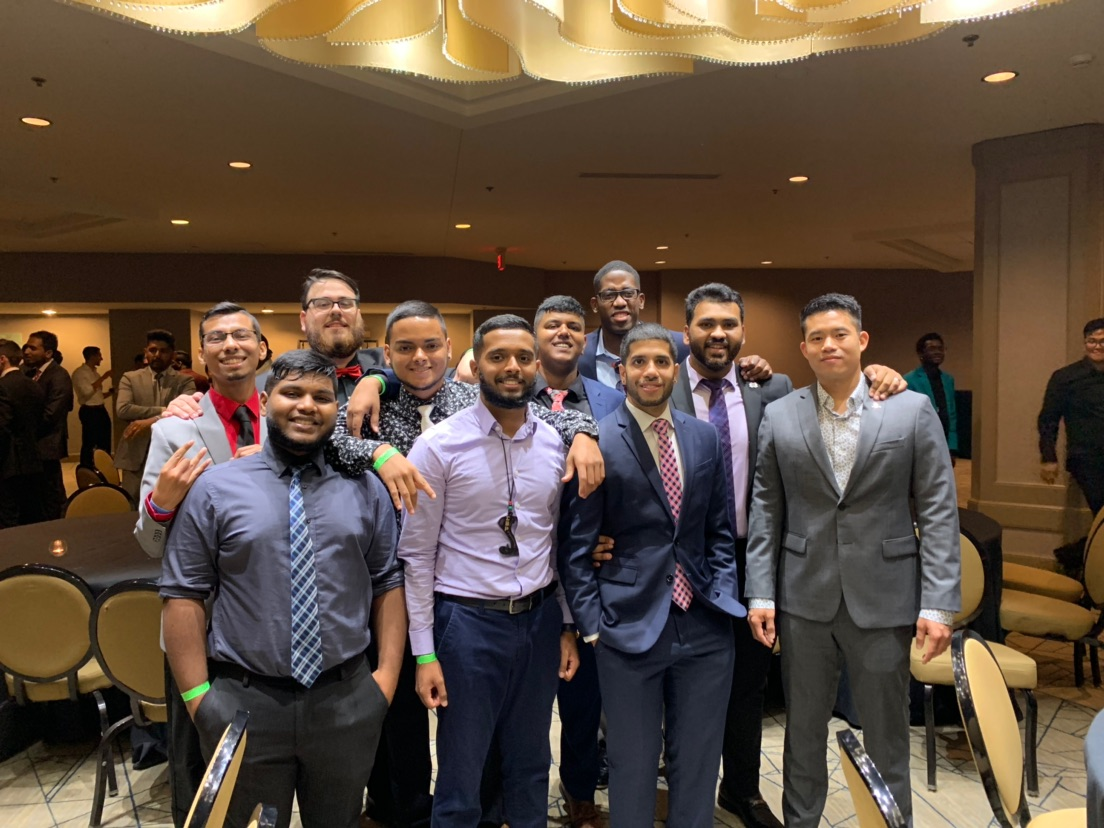 Mu Chapter at National Convention: Summer 2019