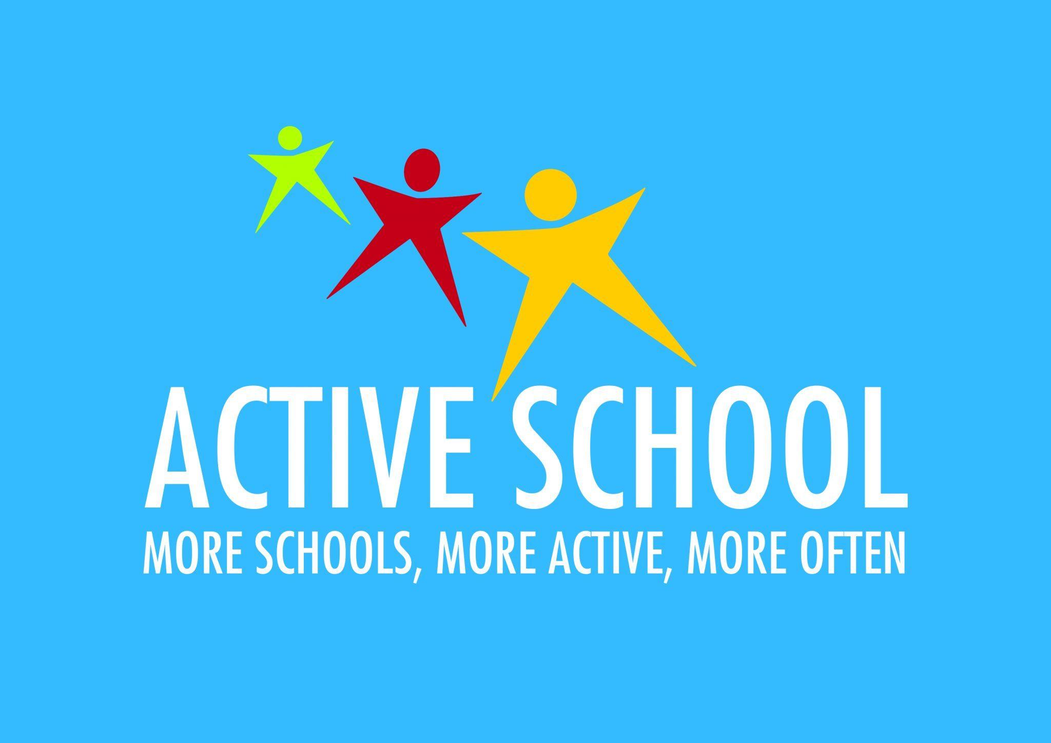 Active School Flag — Scoil Assaim