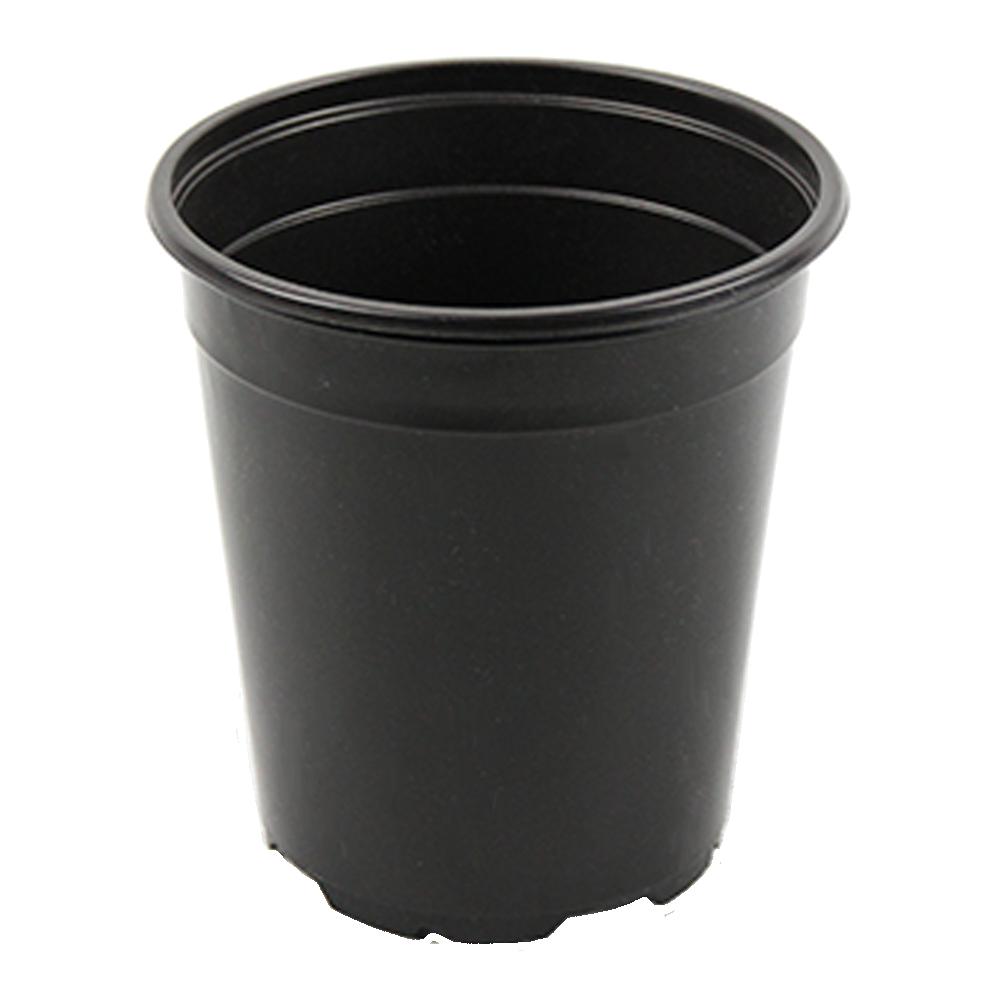 """Deep 4.33"""" Pot (Trade Quart)"""