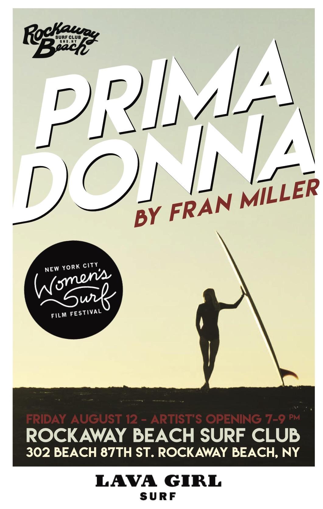 fran miller prima donna lava girl surf nyc womens surf film festival