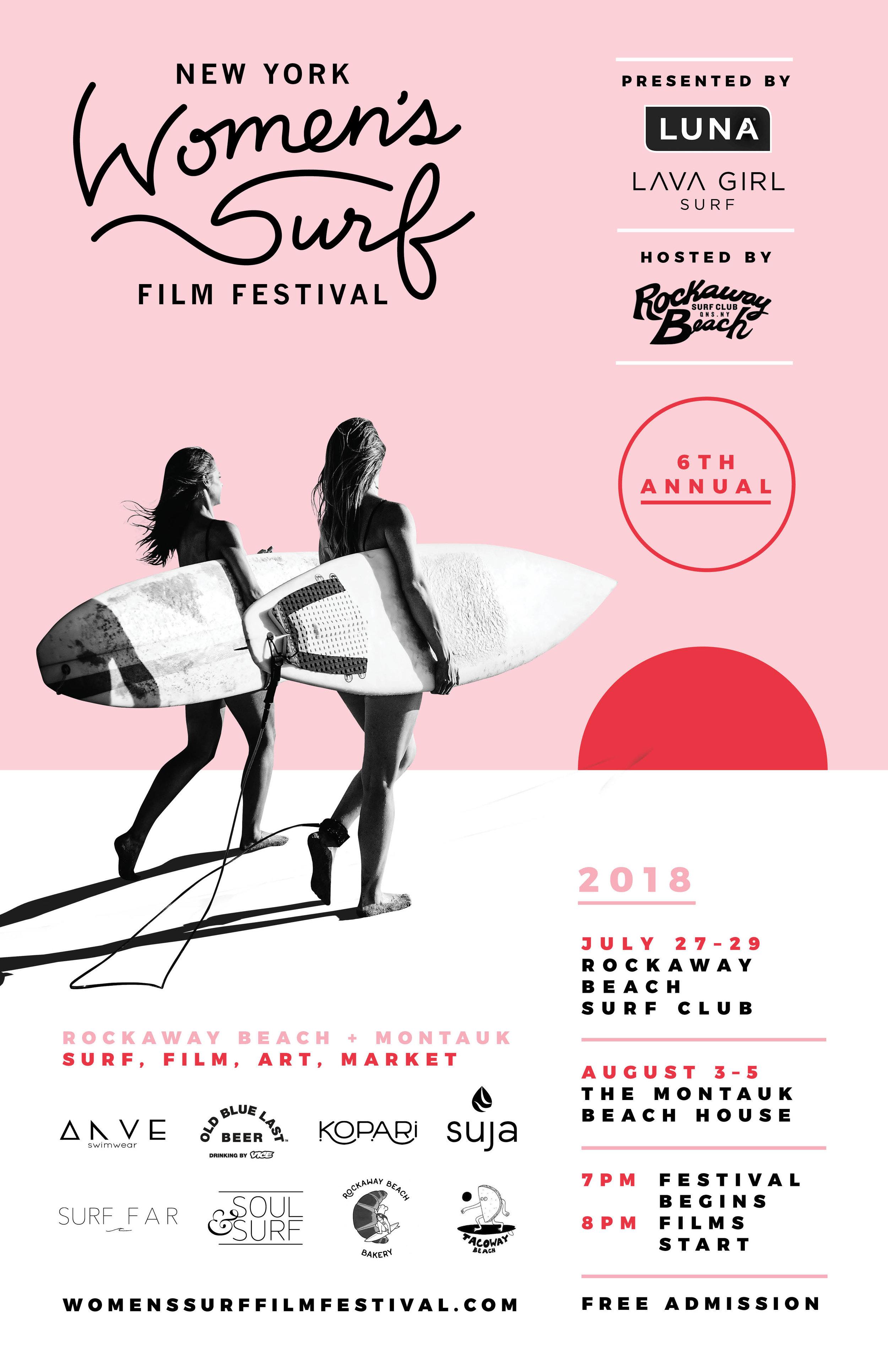 NYWSFF Rockaway Poster 2018
