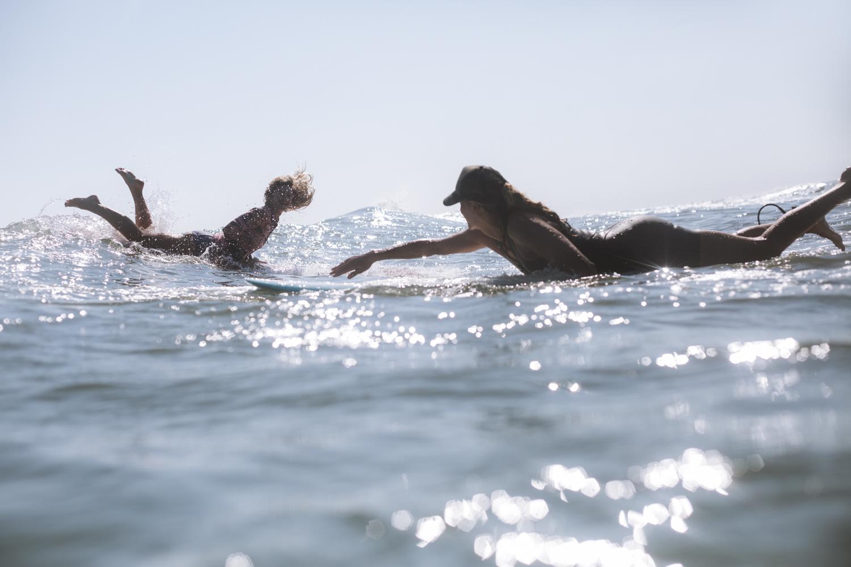 SUNDAY AUG 11 / BEACH CLEAN UP + SURF SESS -
