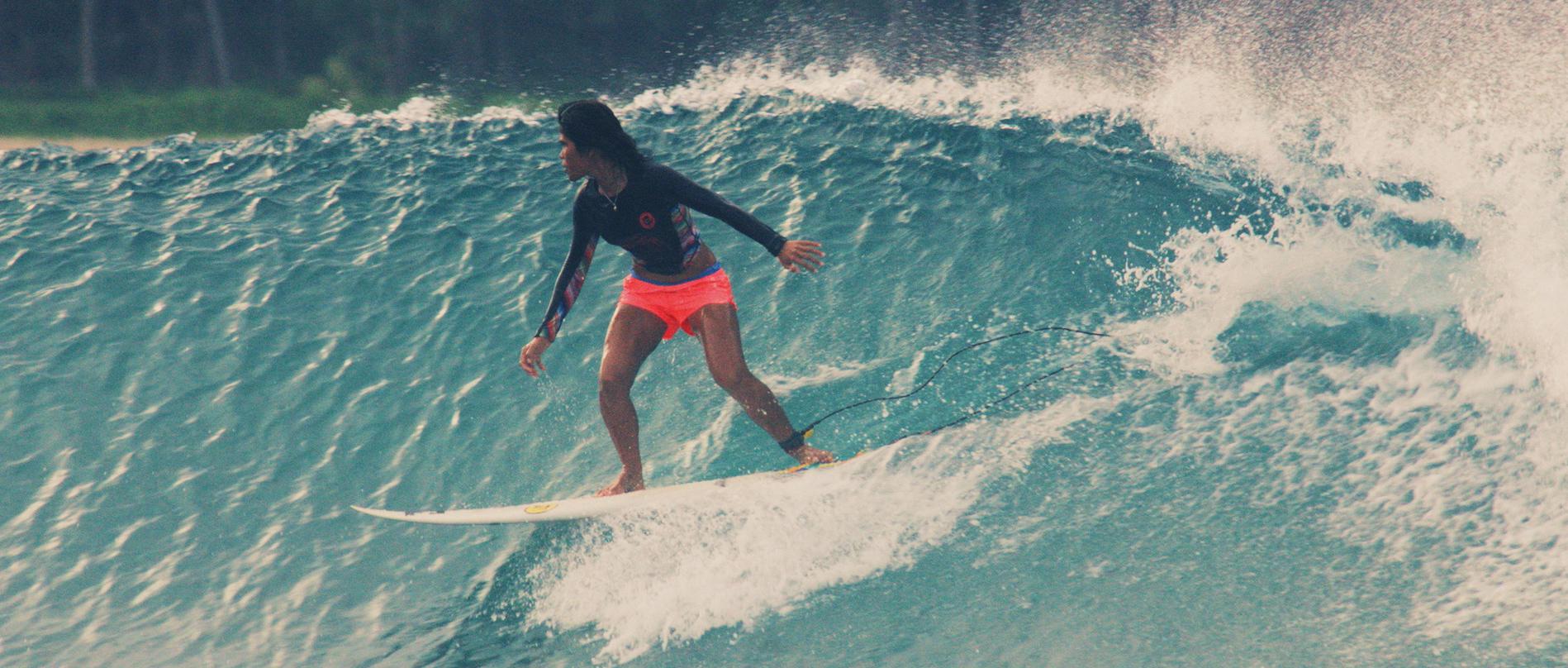 point of change womens surf film festival lava girl surf