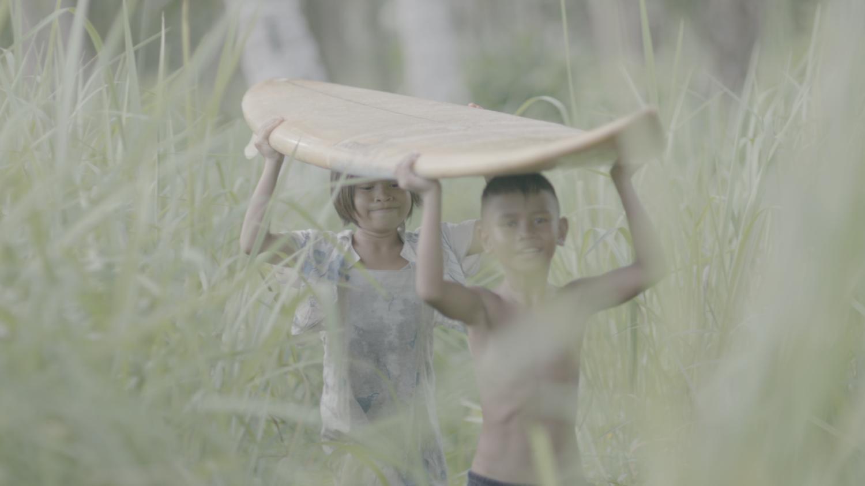 Changing Point Women's Surf Film Festival lava girl surf