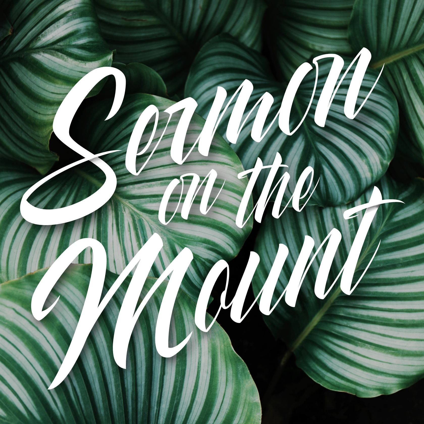 Sermon on the Mount Audio