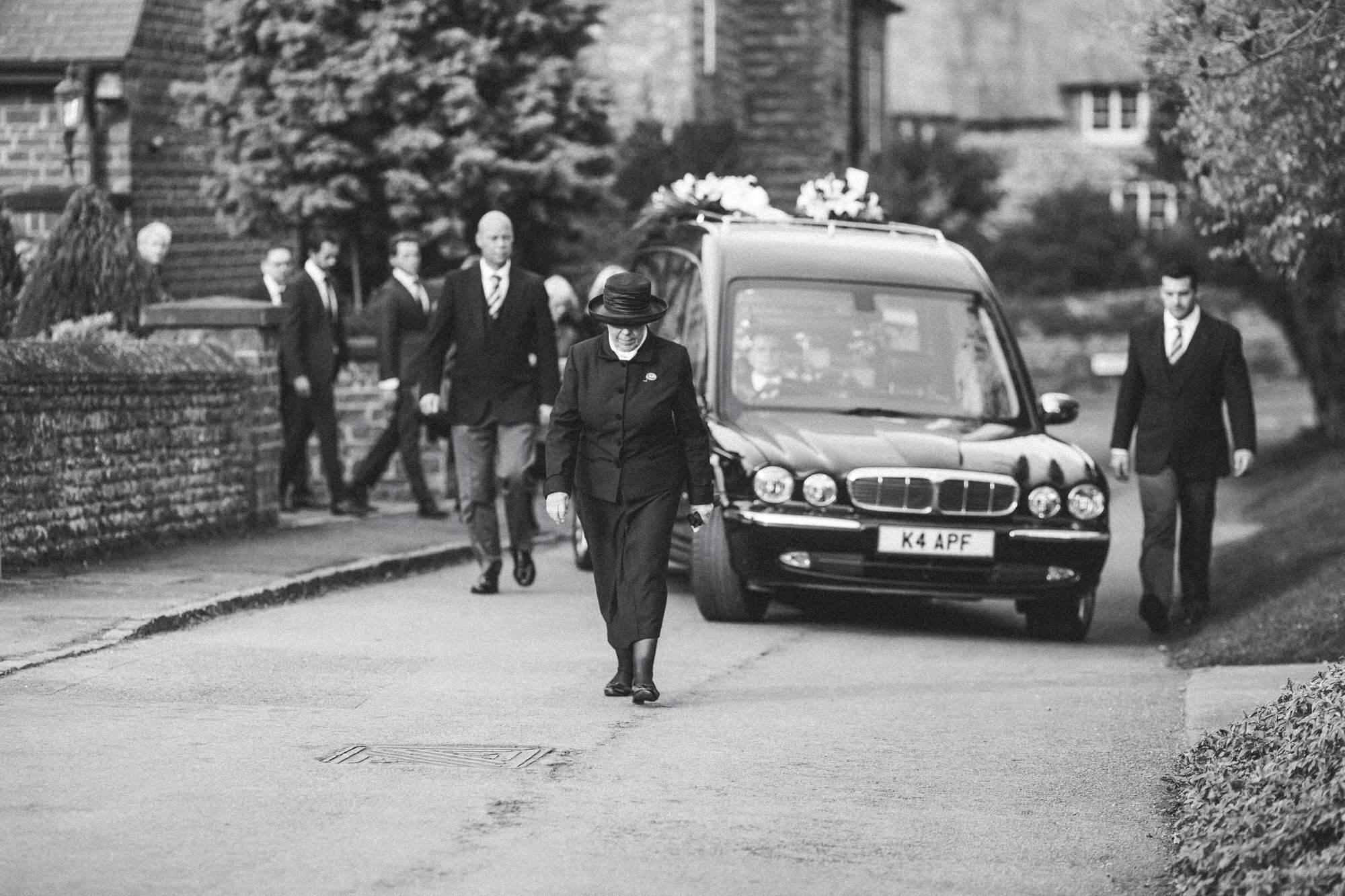 Funeral Photography Northampton