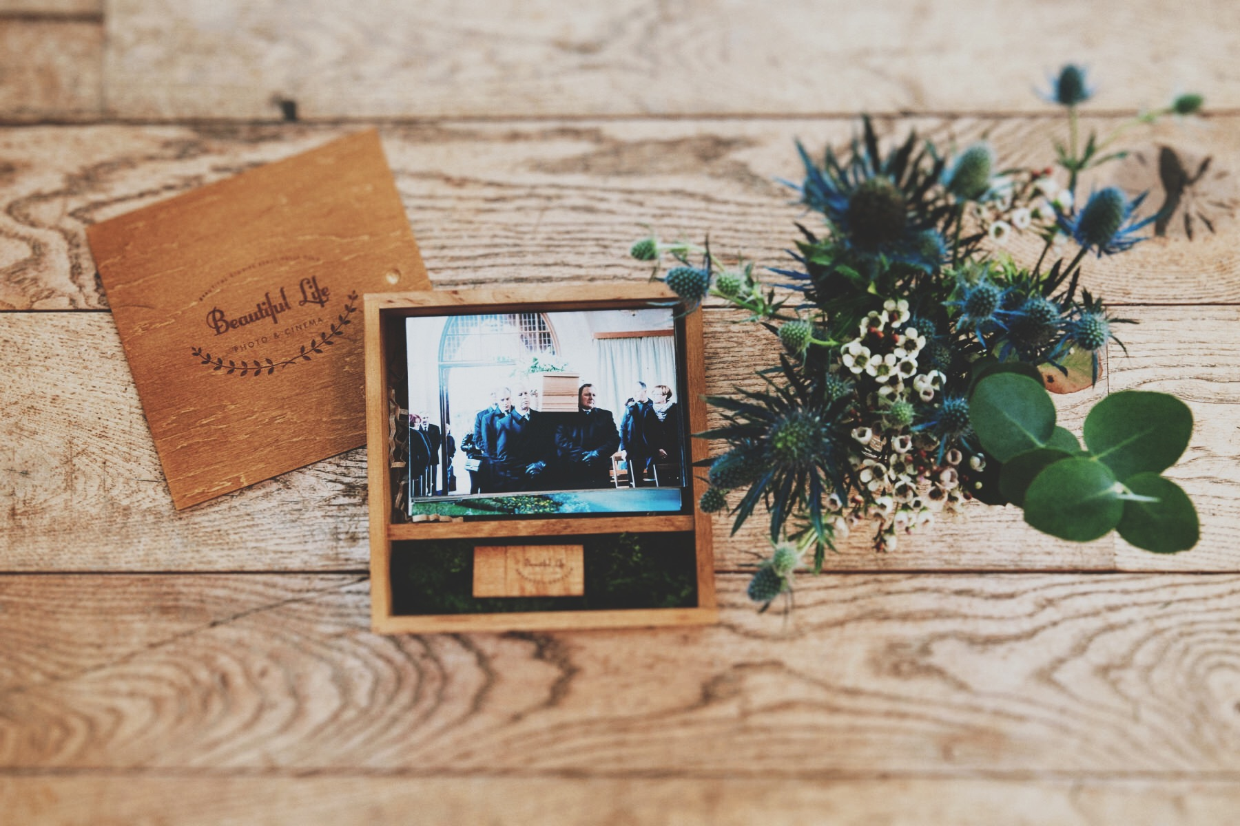 USb Keepsake Boxes for storing your photos and films
