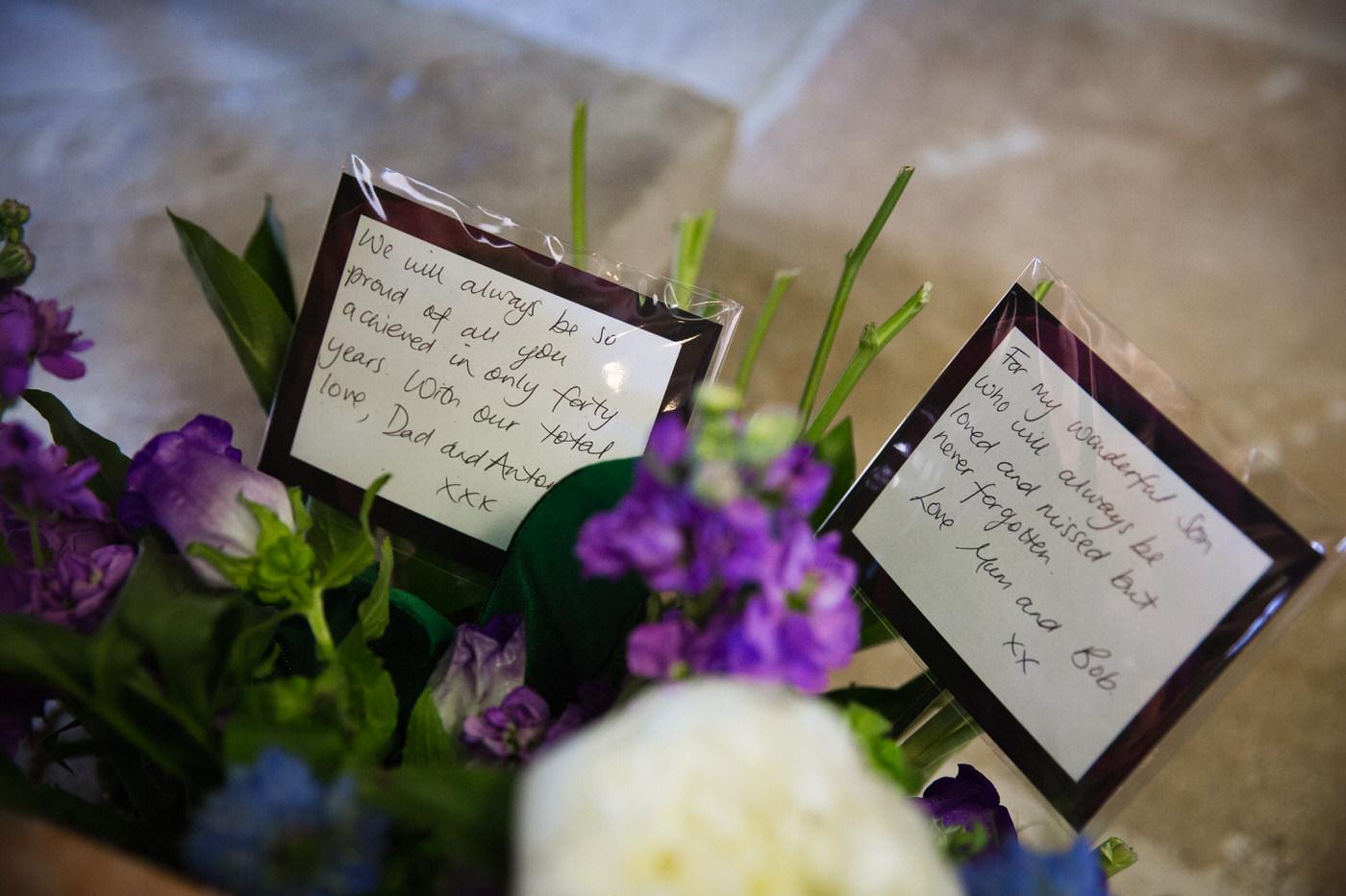 west Herts Crematorium Funeral Photographer, Hertfordhshire