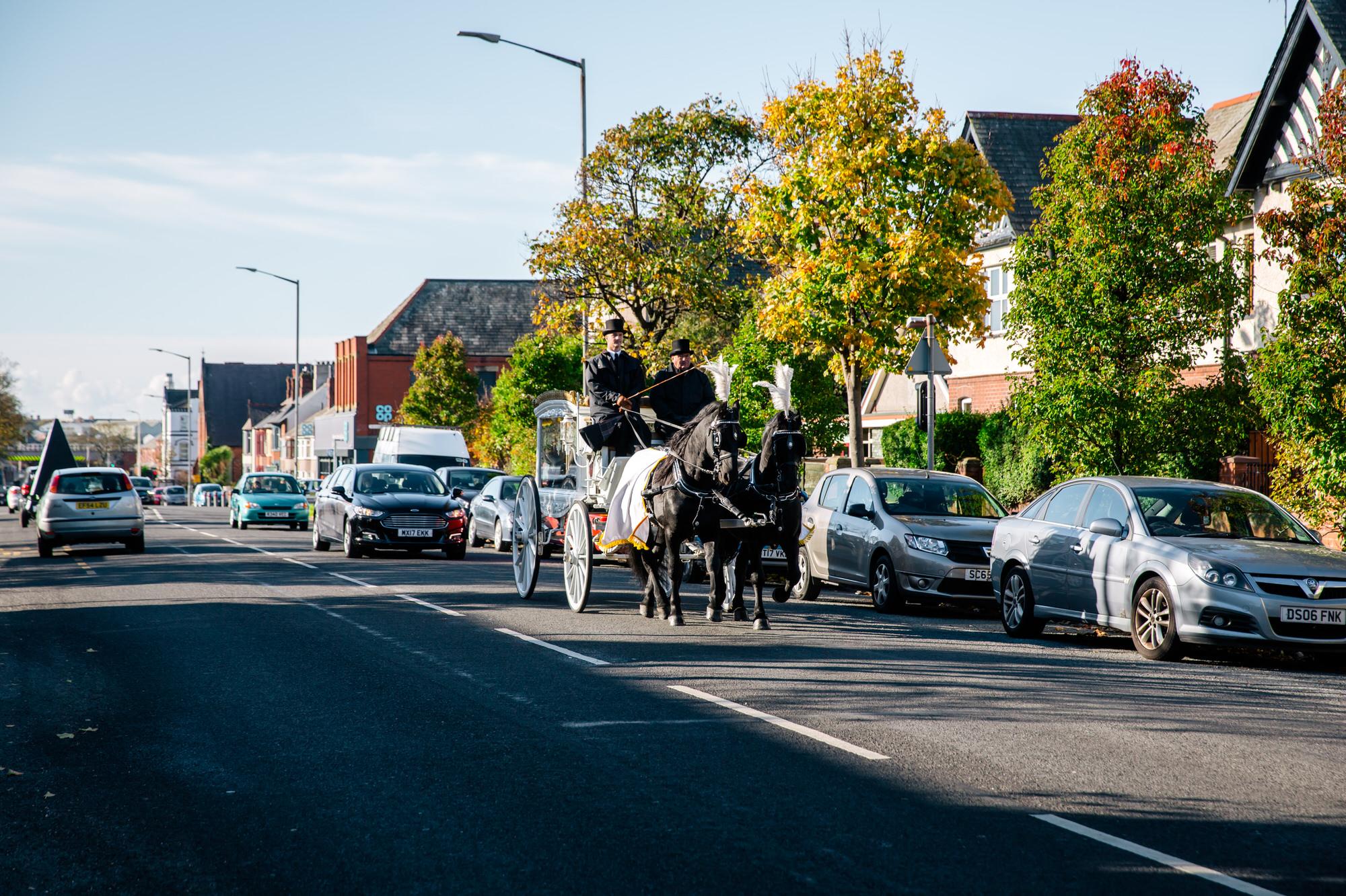Thorncliffe Crematorium Leicestershire Funeral Photographer