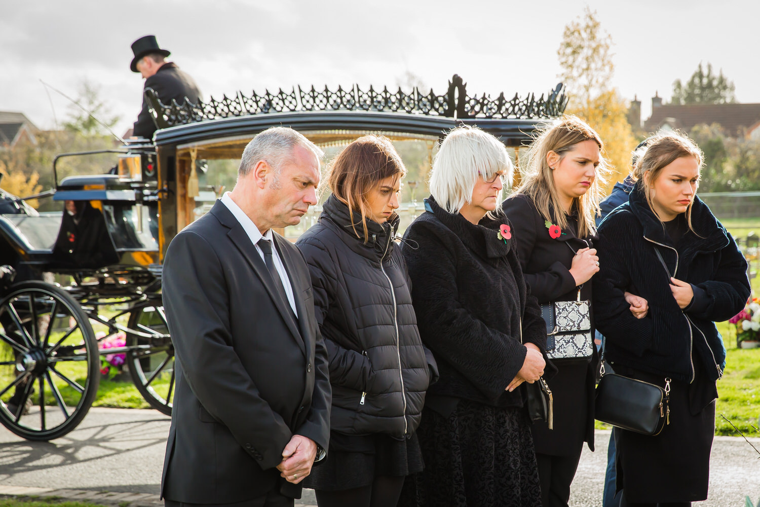 Gilroes Cemetery and Crematorium Funeral Photographer, Leicestershire