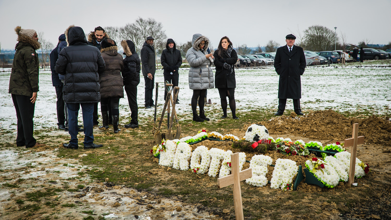 North Hertfordshire Memorial Park and Crematorium Funeral Photographer