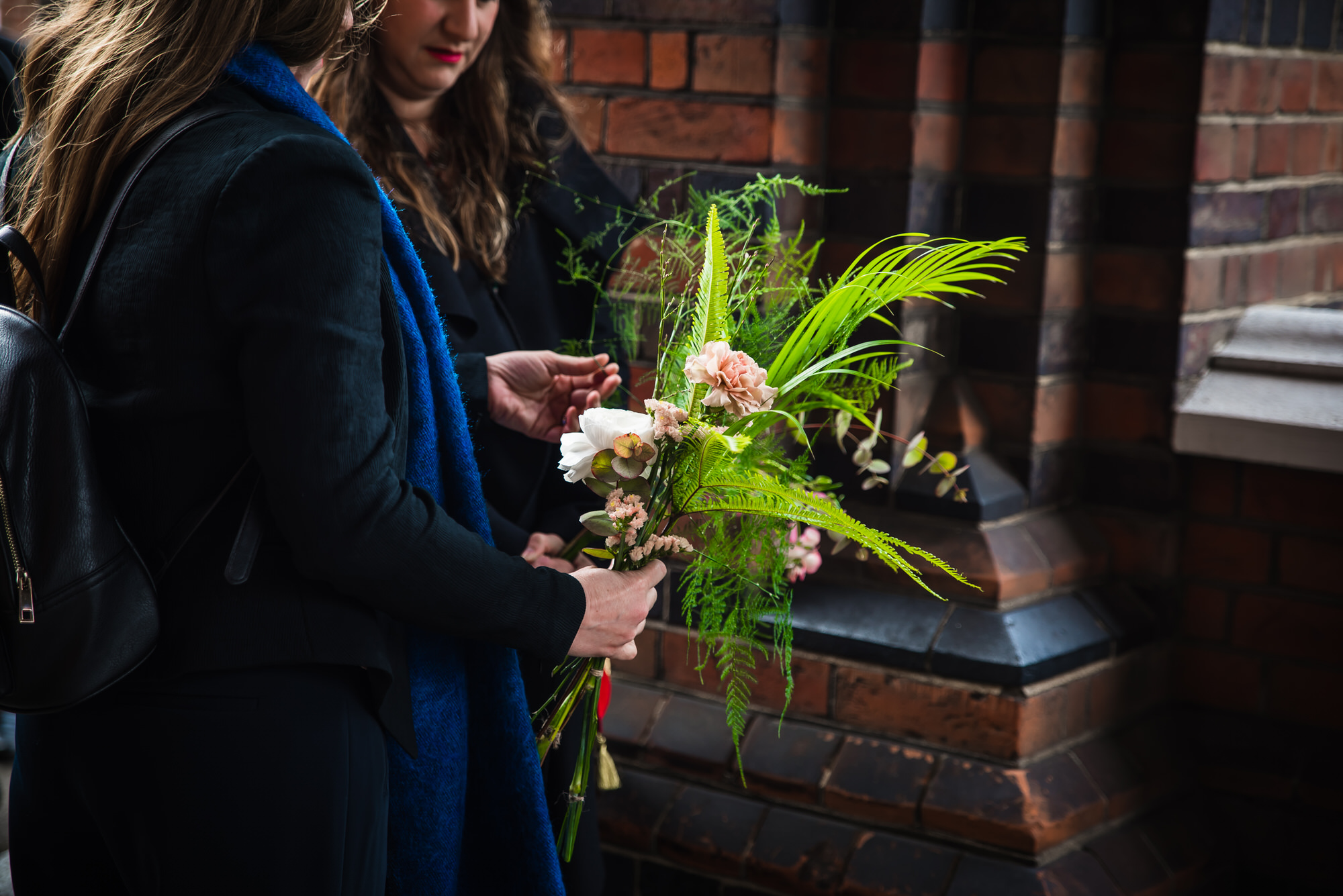 Funeral Photographer at Golders Green Crematorium in London