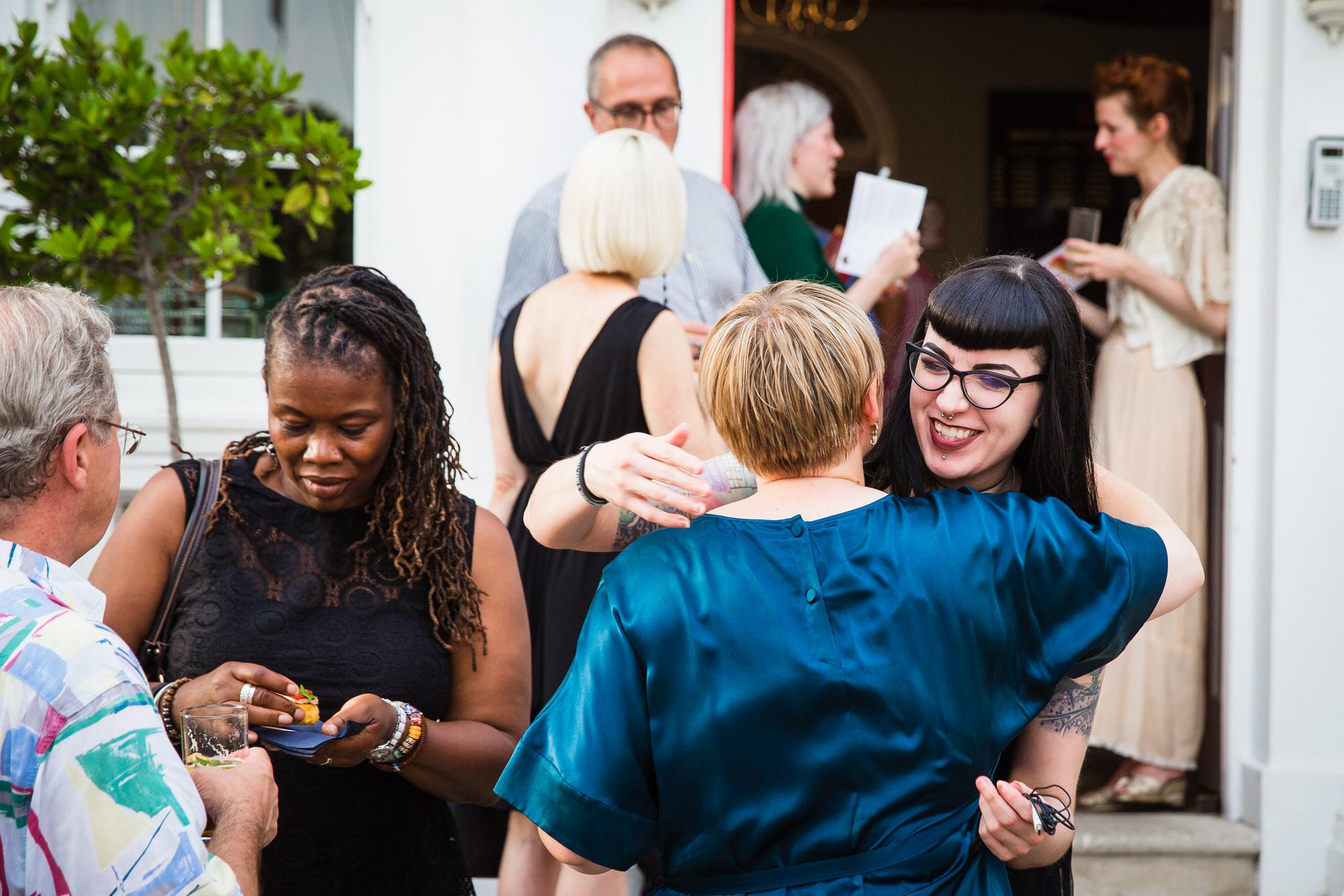 Poetic Endings Summer Party 2019 in London