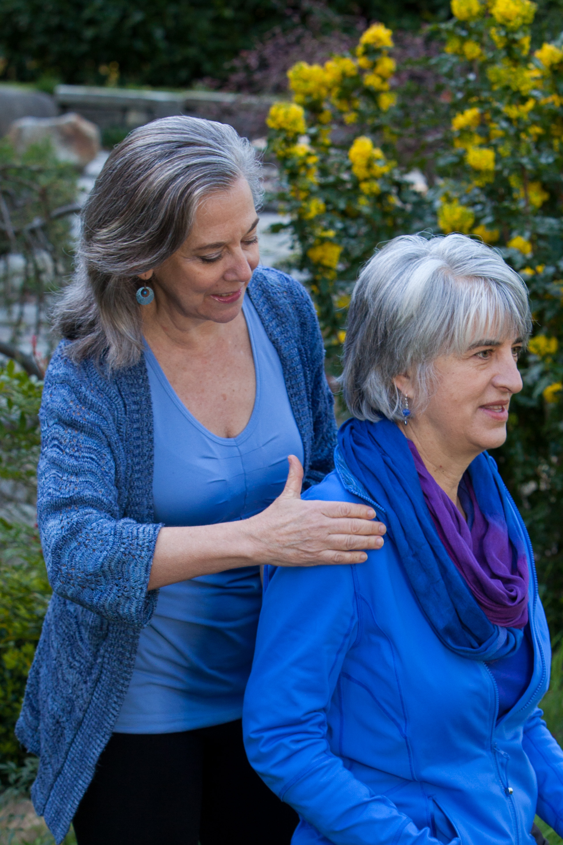 95% of all back problems are organic that can easily be addressed through yoga therapy