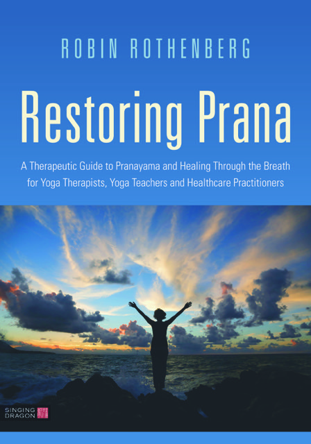 Robin's new book,   Restoring Prana  , coming in December 2019!