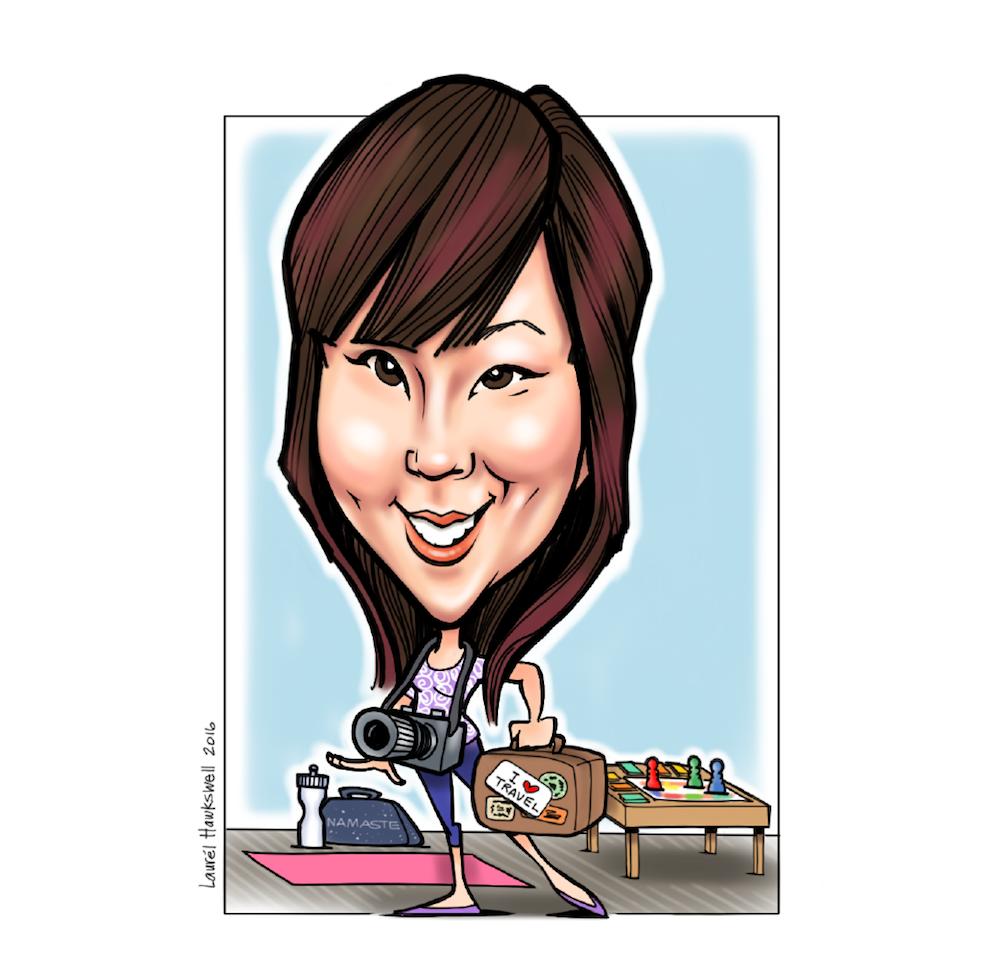 Dr. Shan   Pediatric dentist &travelling board gamer