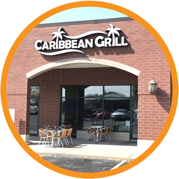 Caribbean Grill Store Front