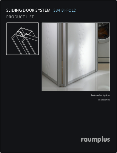 S34 Bi-fold Door System