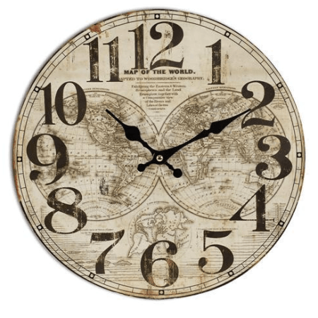Wall Clock 450x450 .png