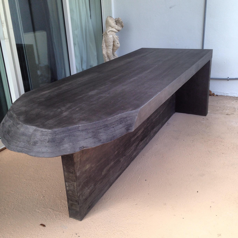 Blackwood Concrete table