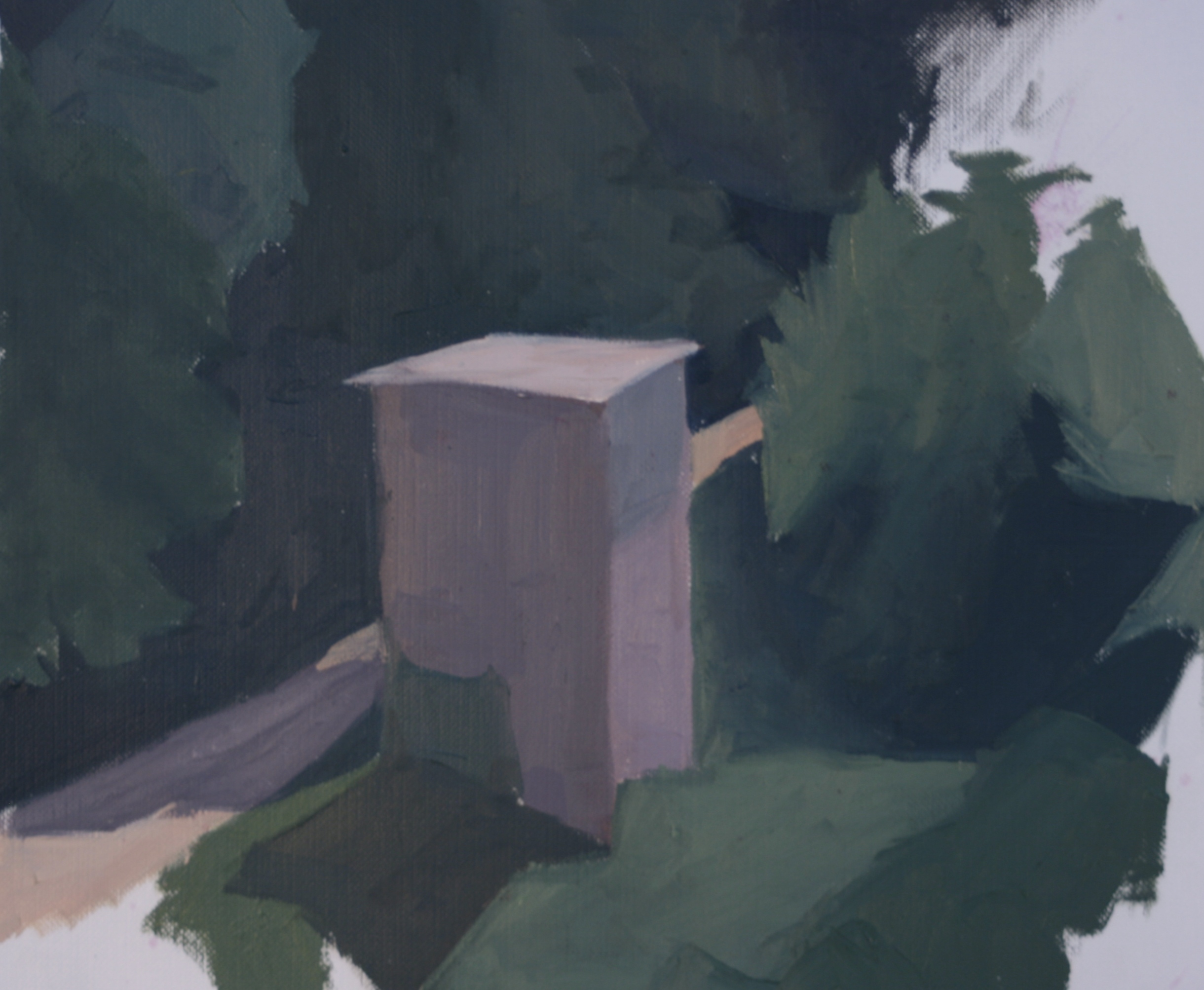 Sketch: The Watchtower