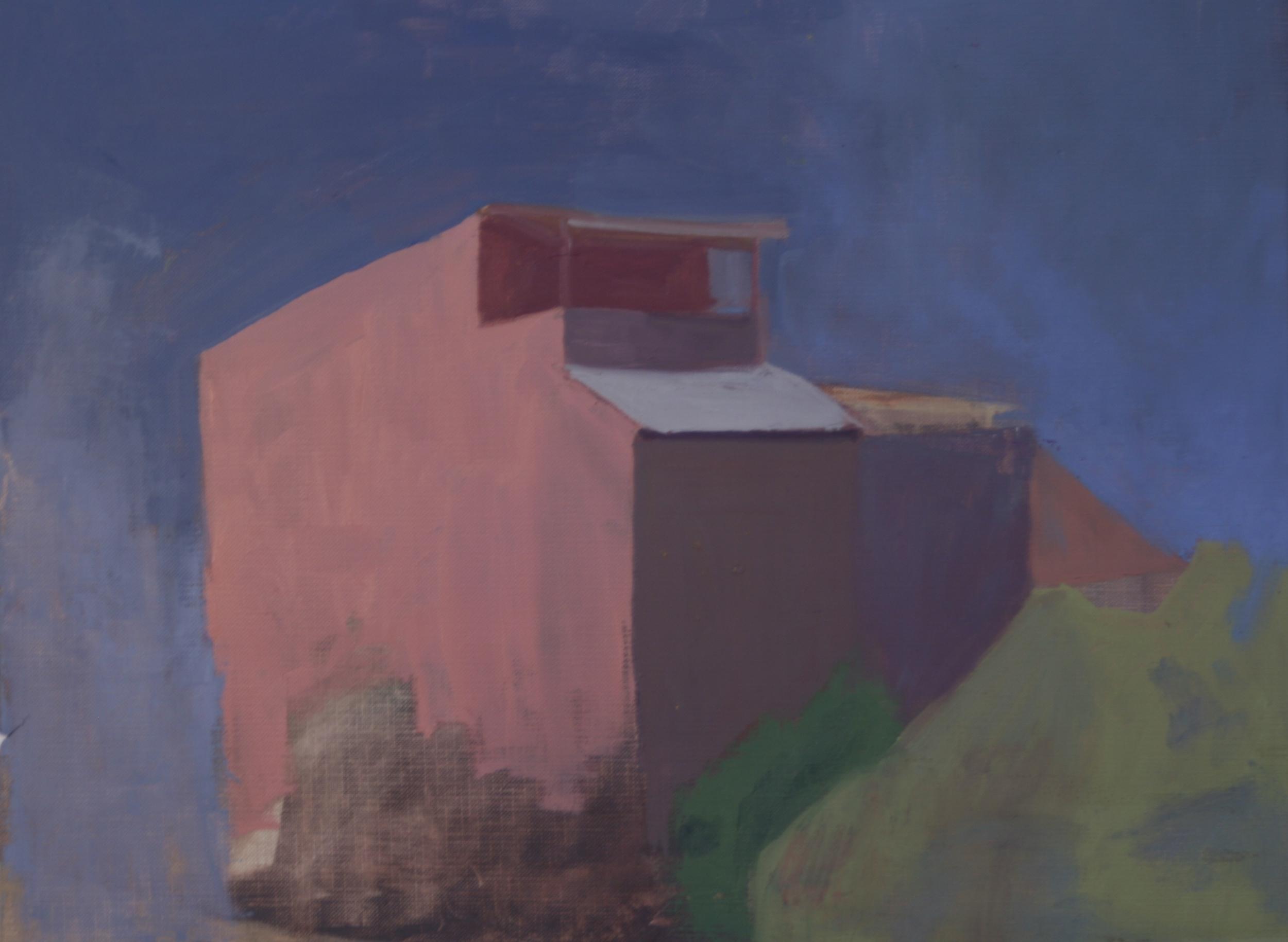 Sketch: Apartment Houses near Forte Sangallo