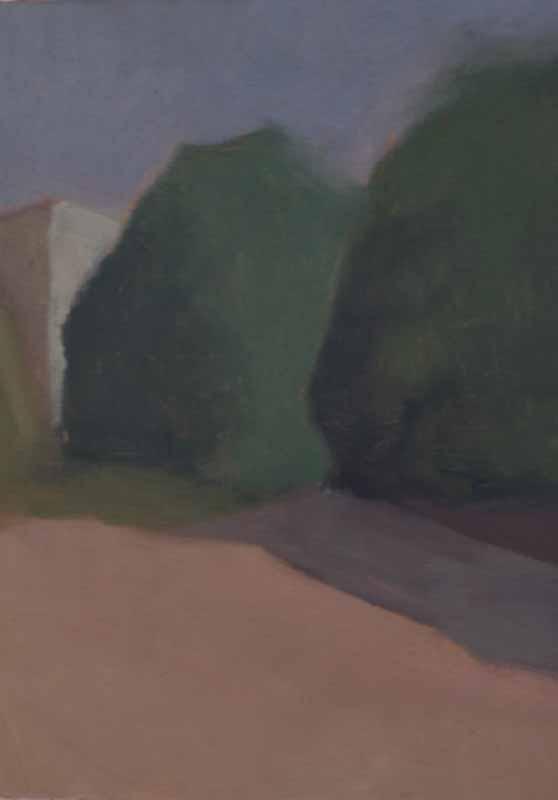 Sketch: Half-shaded path