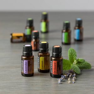 Single Oils & Proprietary Blends
