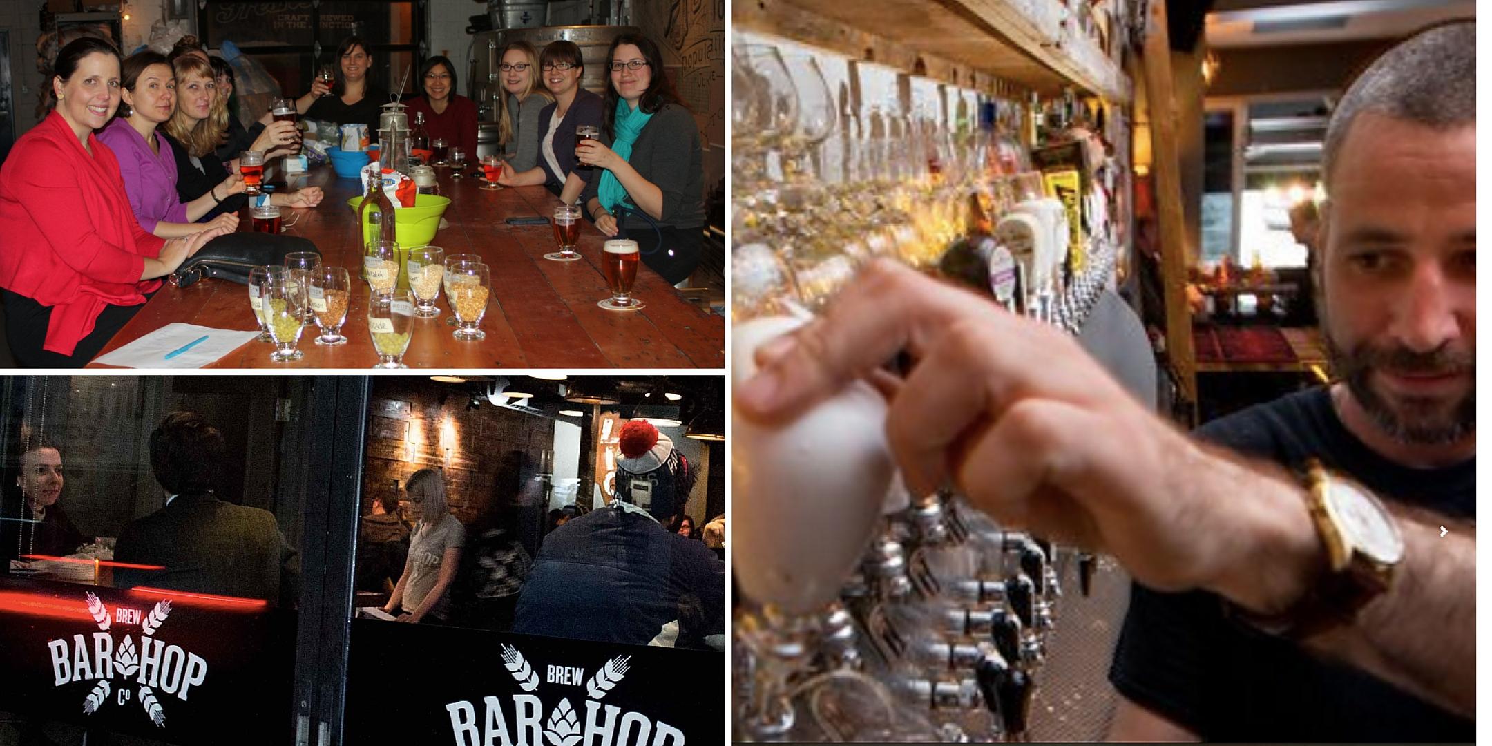 Bar Hop Toronto