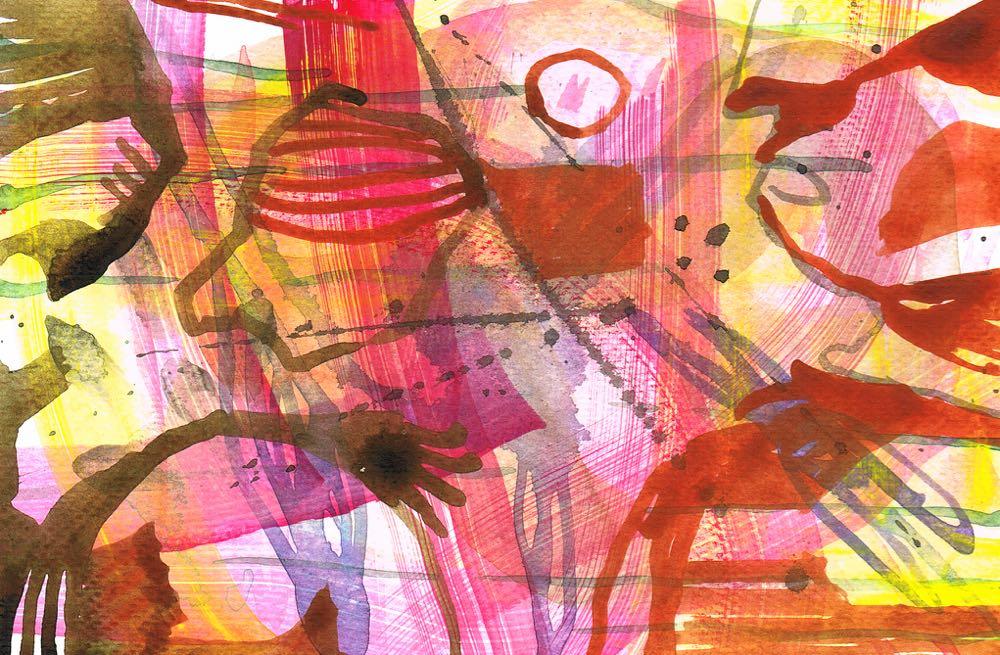Artmoney 06-01-15 - gouache on paper