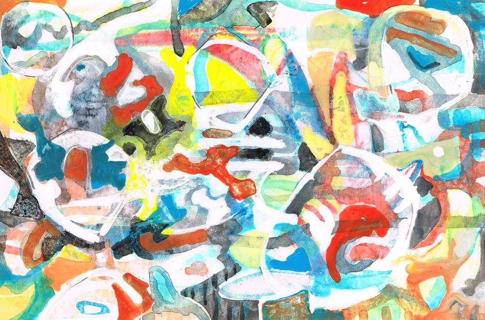 Artmoney 21-01-16 - gouache on paper