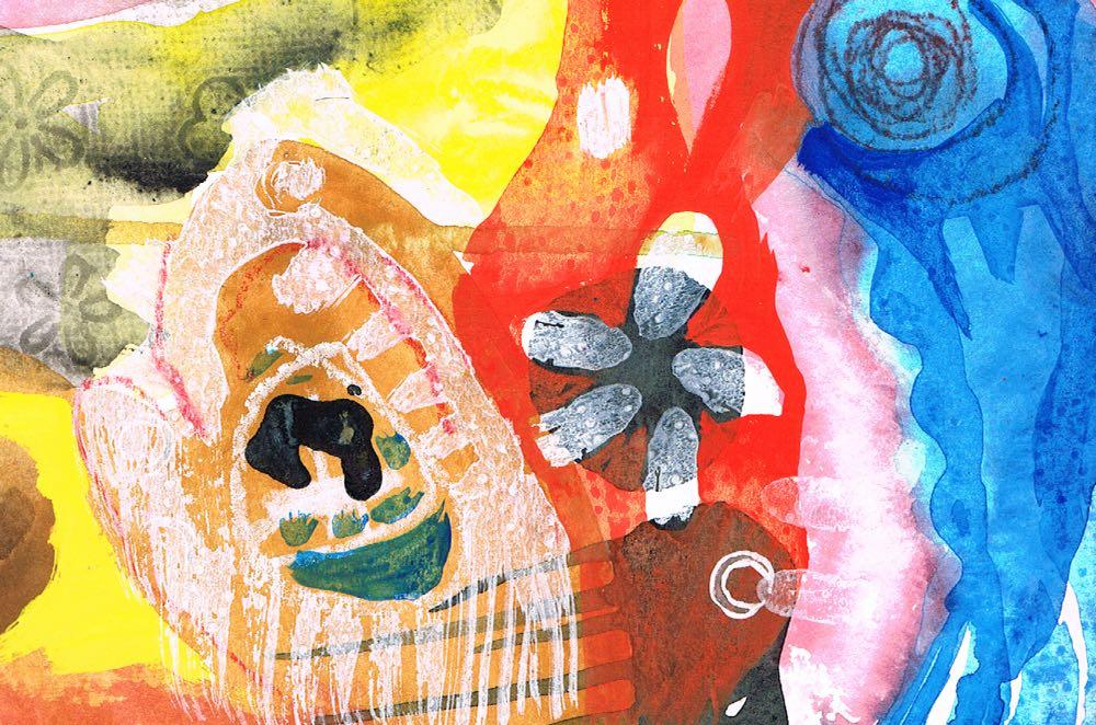Artmoney 24-04-16 - gouache on paper