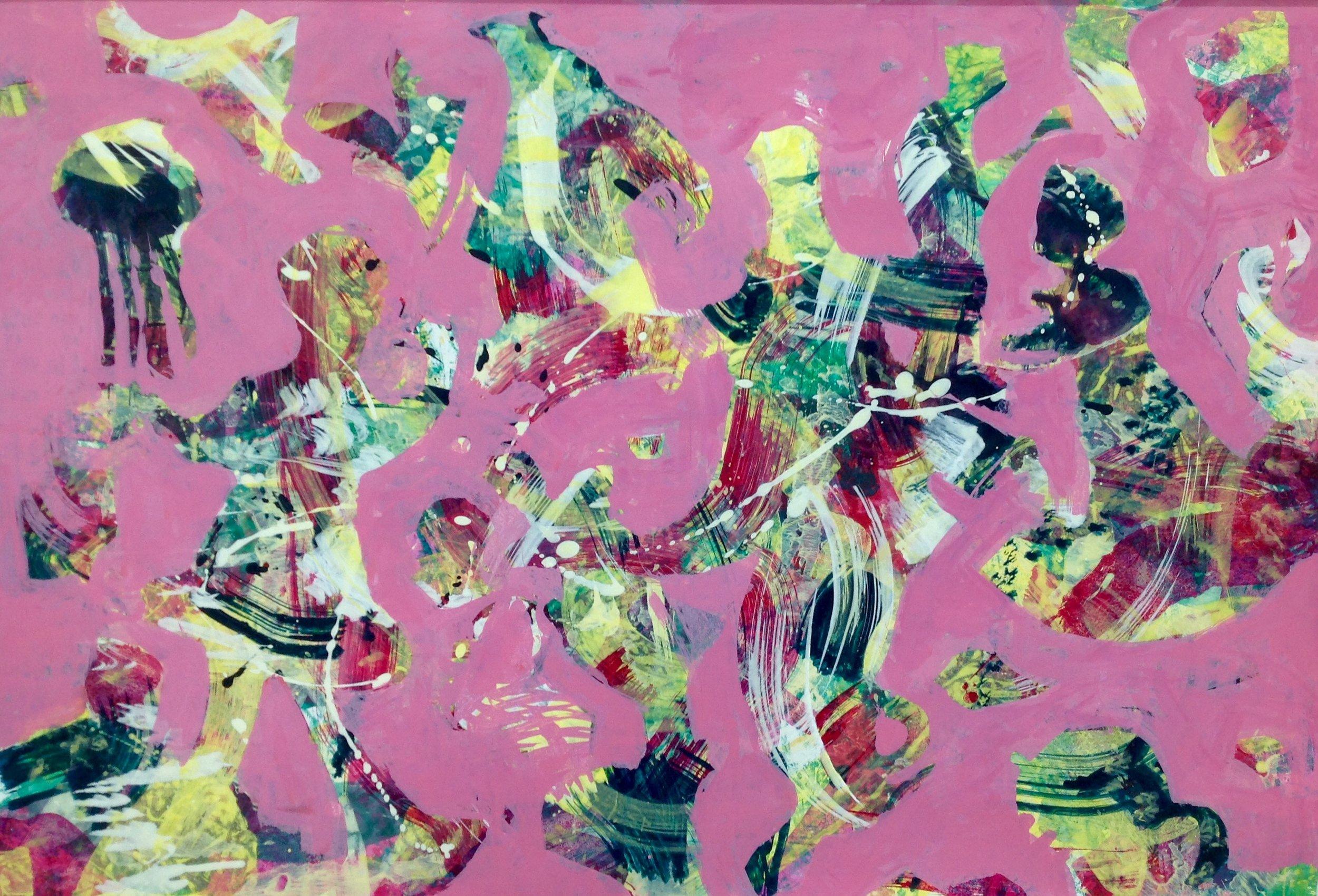 Fragile Fragmenter (pink version)