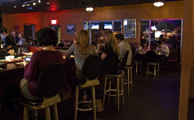 RON MEDVESCEK / ARIZONA DAILY STAR The Parish co-owner Steve Dunn said he wants his guests to feel at home, to treat the place like their neighborhood bar.