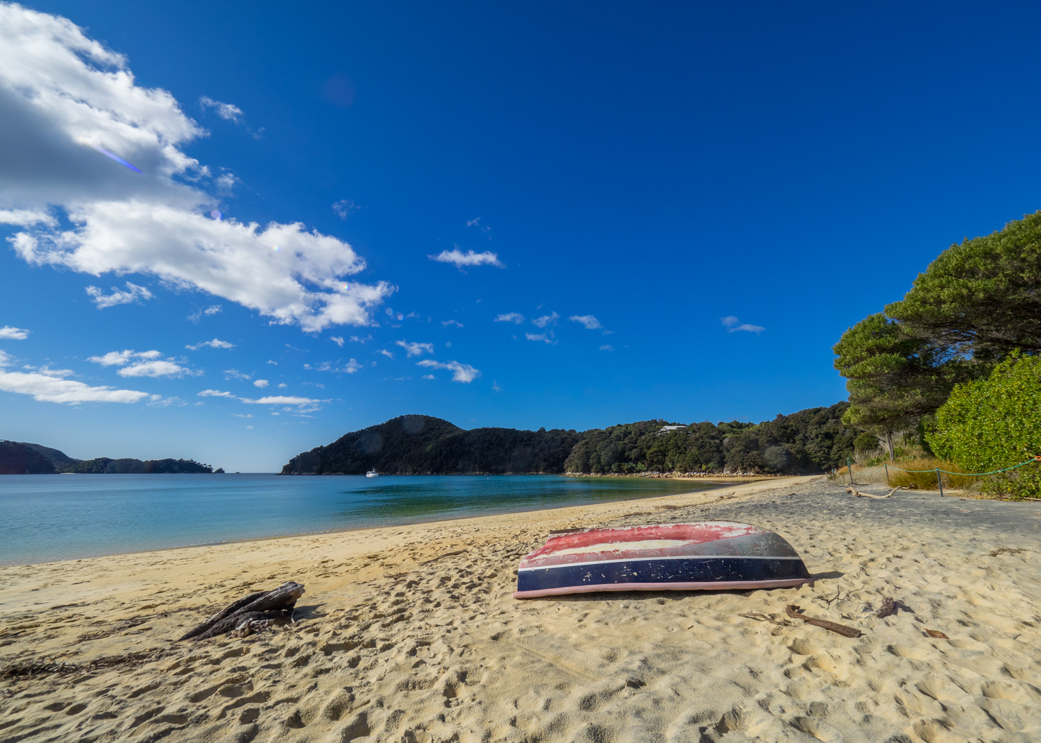 Anchorage, Abel Tasman National Park, Nelson, NZ. 1/1000sec, f/6.3, ISO200