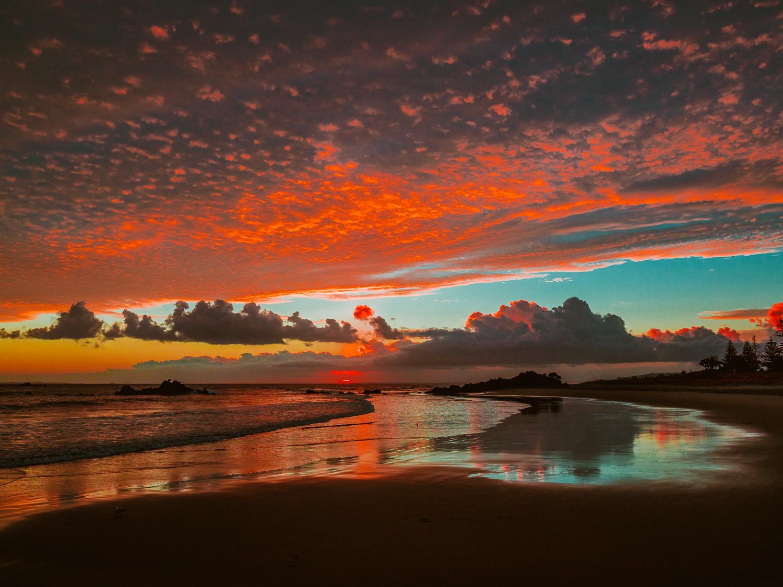 Heavenly dawn. P1210030