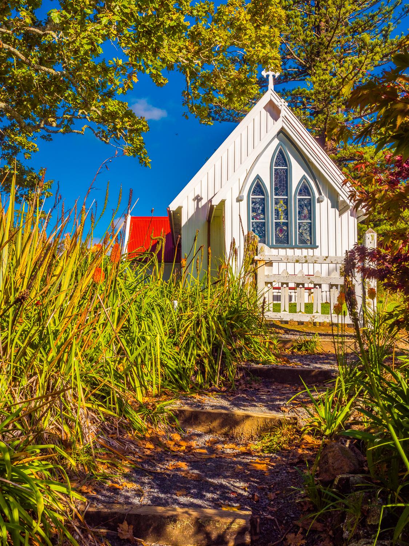 St James Church, Kerikeri Inlet, Northland