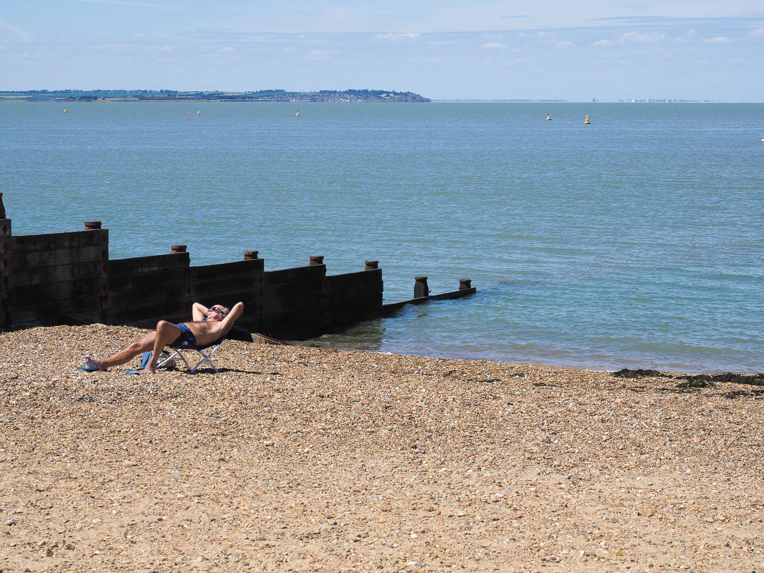 Summer is coming. Whitstable